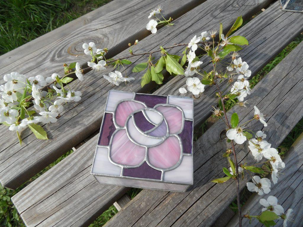 Cajitas de flores